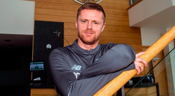 Celtic is more than a club, says Damien Duff. Photo: Sportsfile