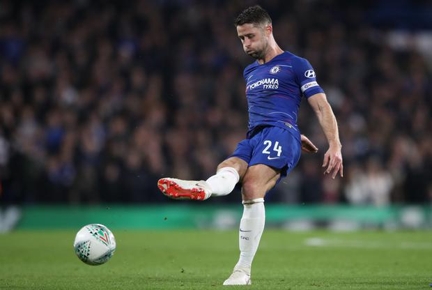 Gary Cahill has signed a deal with Crystal Palace (Nick Potts/PA)