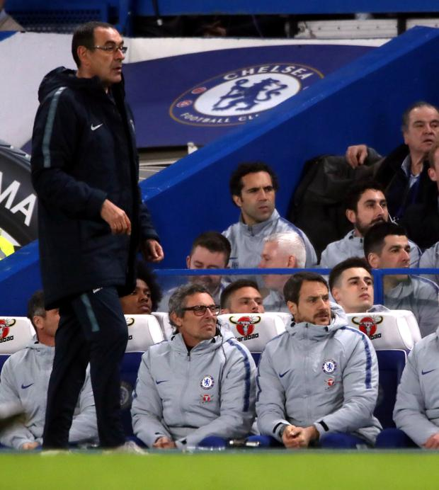 """Chelsea """"more united"""" following Kepa commotion – Sarri - Independent ie"""