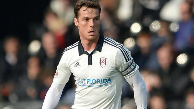 Scott Parker played in derby matches between Fulham and Chelsea (Anthony Devlin/PA)
