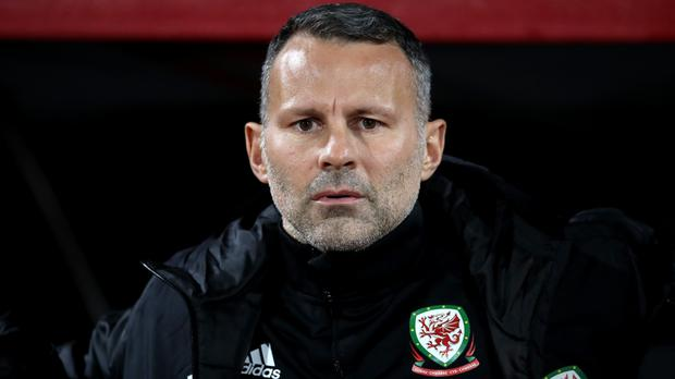 Ryan Giggs returns to Manchester United this month as his Wales squad train at the club's Carrington base (Adam Davy/PA)