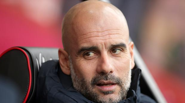 Pep Guardiola claims his achievements at Manchester City will not be tainted by allegations surrounding the club (Adam Davy/PA)