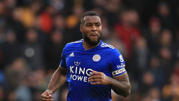 Leicester captain Wes Morgan is in line for a new deal (Mike Egerton/PA)