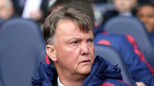 Louis van Gaal will not be returning to management (Adam Davy/PA)