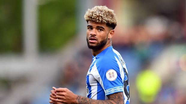 Huddersfield midfielder Philip Billing has received on-line racial abuse (Anthony Devlin/PA)