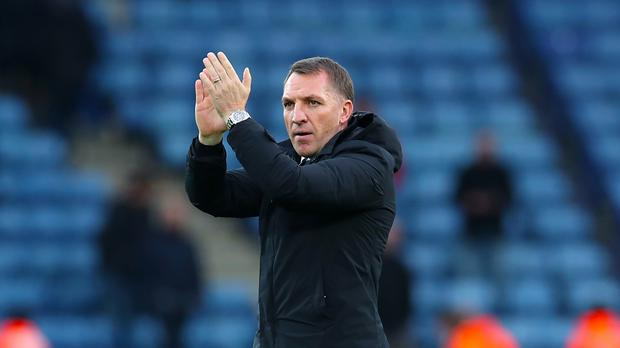 Leicester manager Brendan Rodgers will help in the search for a new head of recruitment (Chris Radburn/PA)