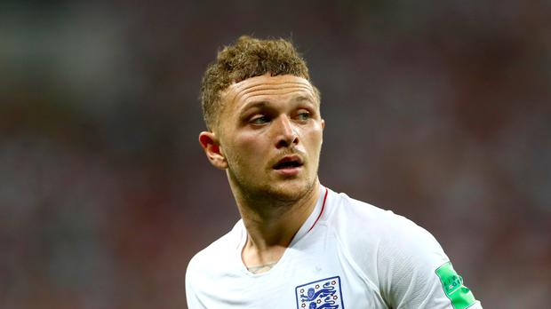 Kieran Trippier admits he has not been at his best this season (Tim Goode/PA)