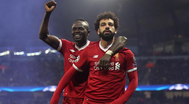 Liverpool manager Jurgen Klopp believes Mohamed Salah should use Sadio Mane as inspiration during his goal drought (Nick Potts/PA)