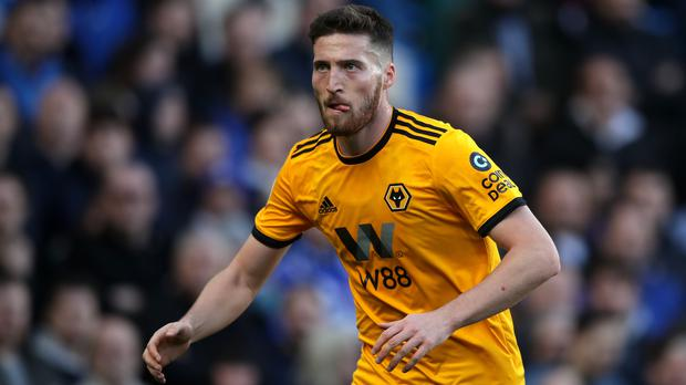 Wolves wing-back Matt Doherty is targeting FA Cup glory this season (Adam Davy/PA)
