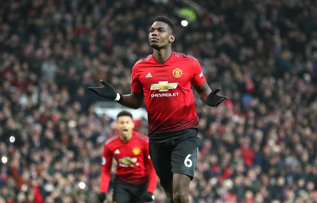 Paul Pogba could be on his way out of Manchester United