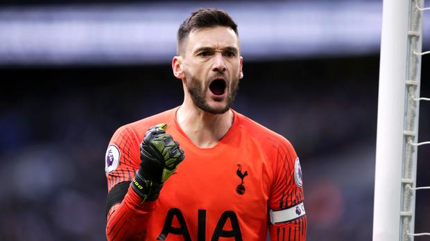 Tottenham goalkeeper Hugo Lloris wants the club to deliver some silverware in their new stadium. (John Walton/PA Images)