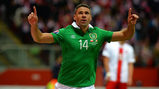 Jon Walters scored 14 goals for the Republic of Ireland (Tony Marshall/PA)