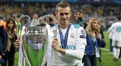 Gareth Bale has won the Champions League on four occasions (Nick Potts/PA)