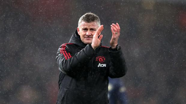 Ole Gunnar Solskjaer is looking ahead to the summer (John Walton/PA)