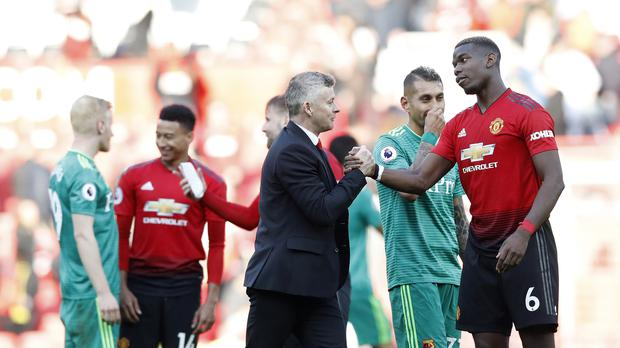 Solskjaer won't be victim of player power at troubled United