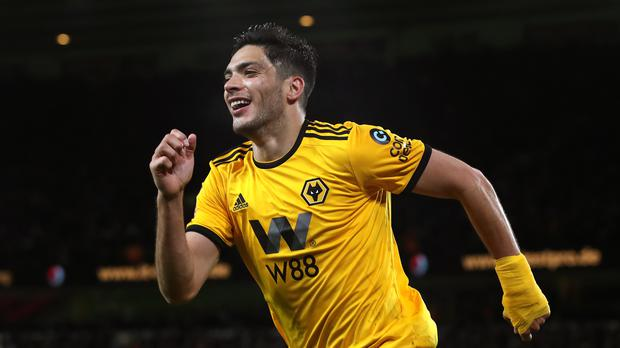 Raul Jimenez has joined Wolves on a permanent deal from Benfica. (Chris Radburn/PA)