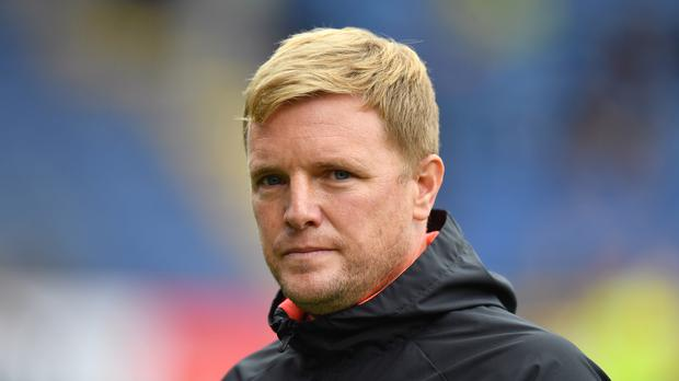 File photo dated 22-09-2018 of Bournemouth manager Eddie Howe.