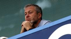 Roman Abramovich arrived at Chelsea in 2003 (Jed Leicester/PA)