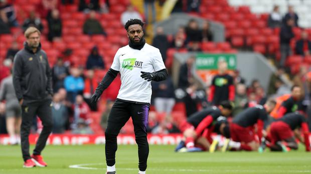 Danny Rose spoke out on his feelings about racism last week (Martin Rickett/PA)