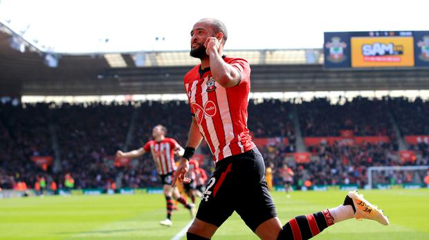 Nathan Redmond scored a double against Wolves (Mark Kerton/PA)