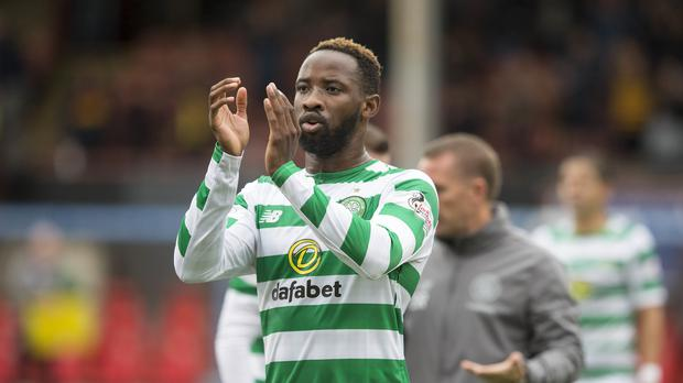 Moussa Dembele is the subject of transfer speculation (Jeff Holmes/PA)