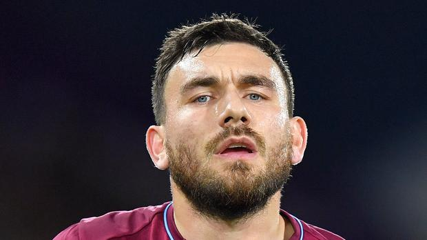West Ham's Robert Snodgrass has been given a one-match ban (Dave Howarth/PA)
