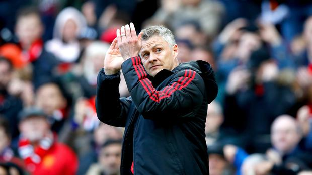 After a great start, Ole Gunnar Solskjaer's Manchester United side have suffered a dip in form (Martin Rickett/PA)