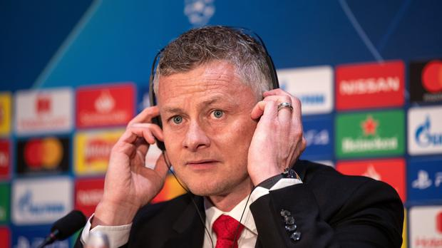 Ole Gunnar Solskjaer is demanding more from some of his players (Ian Hodgson/PA)