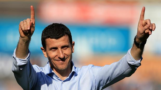 Watford manager Javi Gracia played down his side's rise to seventh (Clint Hughes/PA)