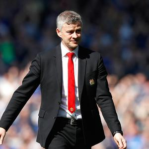 Ole Gunnar Solskjaer apologised to Manchester United fans after a demoralising loss at Everton (Martin Rickett/PA)