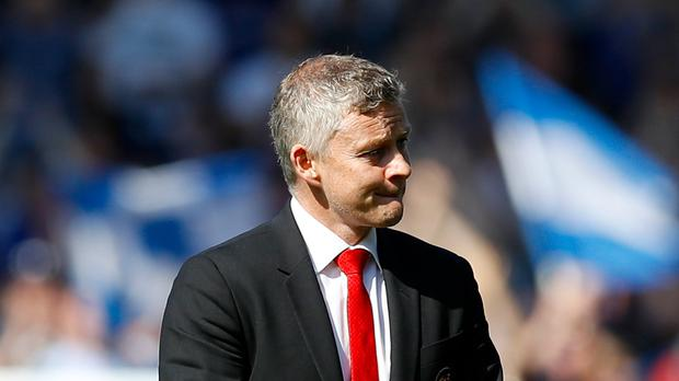Ole Gunnar Solskjaer's Manchester United face local rivals City on Wednesday (Martin Rickett/PA)