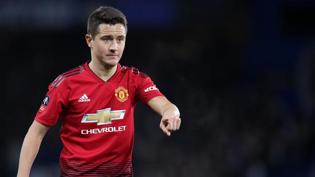 Manchester United's Ander Herrera is said to want £200,000 a week (Adam Davy/PA)