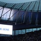 Tottenham have yet to concede a goal from four matches at the new stadium (Nick Potts/PA)