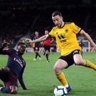 Diogo Jota was on target against Arsenal (Nick Potts/PA)