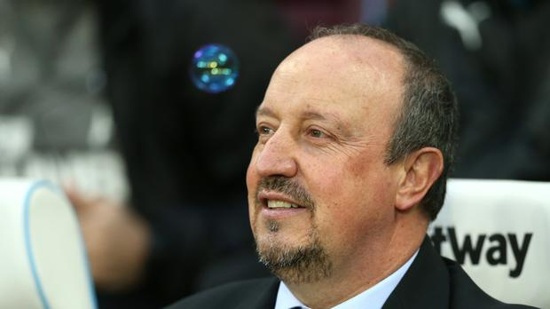 Newcastle manager Rafael Benitez is yet to agree a contract extension (Paul Harding/PA)
