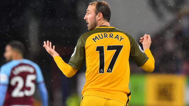 Glenn Murray has scored three league goals in 2019 (Anthony Devlin/PA)
