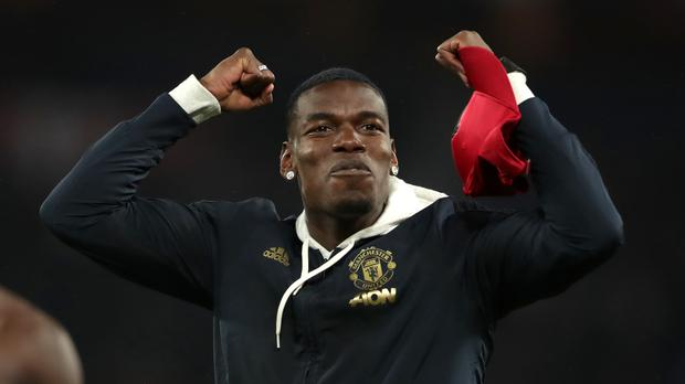 Paul Pogba has been linked with a move (John Walton/PA)