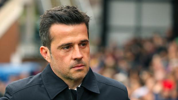 Marco Silva would not lament Everton claiming a place in Europe next season (Isabel Infantes/PA)