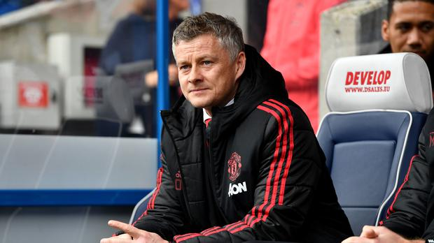 Ole Gunnar Solskjaer's side have failed to win any of their last five matches (Anthony Devlin/PA)