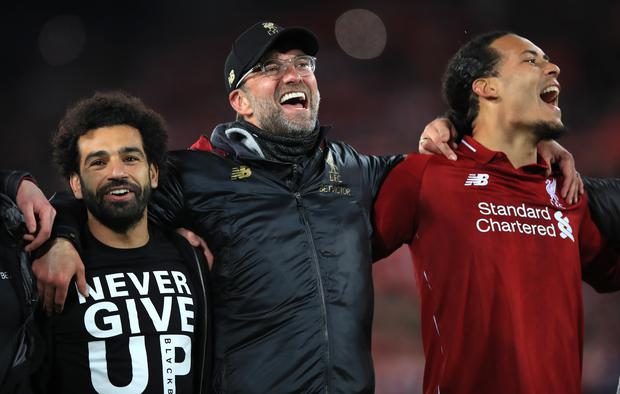Jurgen Klopp delivers verdict on Liverpool FC's title challenge this season