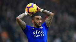 Danny Simpson is leaving Leicester in the summer (Mike Egerton/PA)