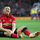 Alexis Sanchez suffered a nightmare season at Manchester United (Martin Rickett/PA)