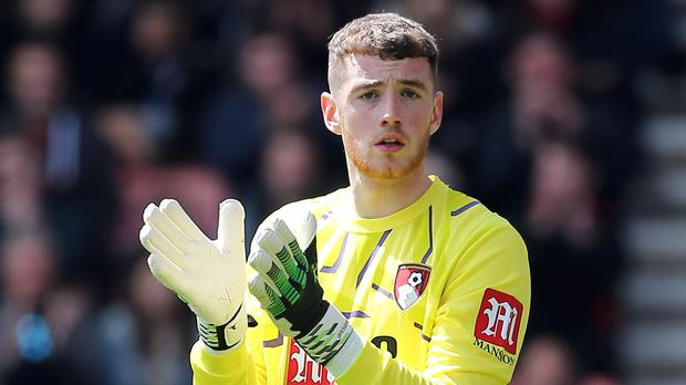 Mark Travers is aiming to be Bournemouth's first-choice goalkeeper next season (Mark Kerton/PA)