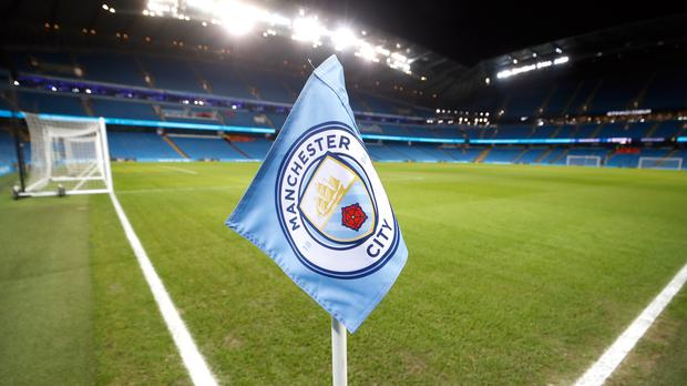 Manchester City are 'disappointed but not surprised' by the decision to refer the club to UEFA's adjudicatory chamber for breaches of financial fair play regulations (Martin Rickett/PA).