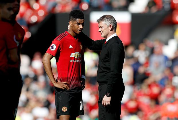 Rashford signs four-year deal with Manchester United