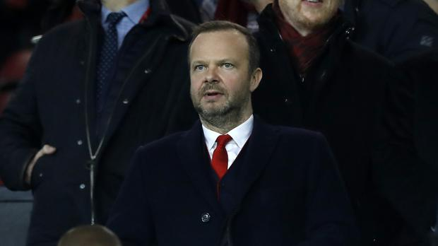 Ed Woodward realises United have endured a tough season (Martin Rickett/PA)