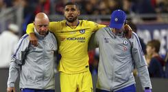Chelsea's Ruben Loftus-Cheek is out for a long time (Stew Milne/AP)