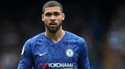 Ruben Loftus-Cheek is facing a spell on the sidelines (Adam Davy/PA)