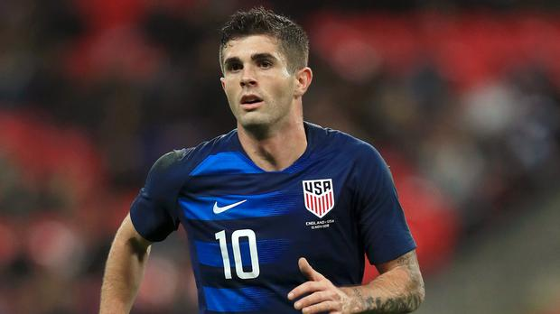 Christian Pulisic is determined to succeed at Chelsea next season and hopes it will be alongside Eden Hazard (Mike Egerton/PA)
