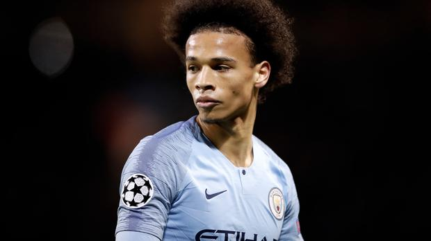 Leroy Sane joined Manchester City from Schalke in 2016 (Martin Rickett/PA).